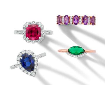 Shop Gemstone Jewellery