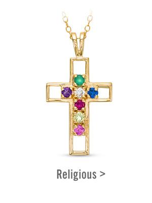 Shop Religious Jewellery >