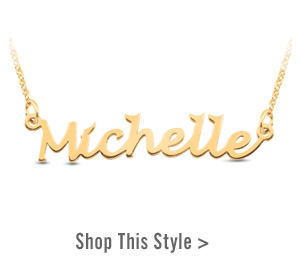Shop Name Necklaces >