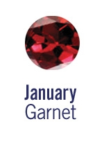 Shop Garnet Jewellery >