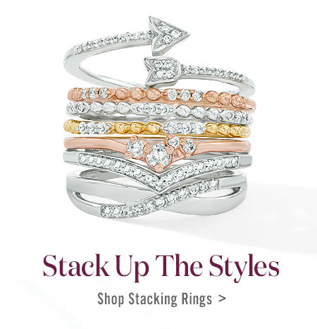 Shop Stacking Rings >