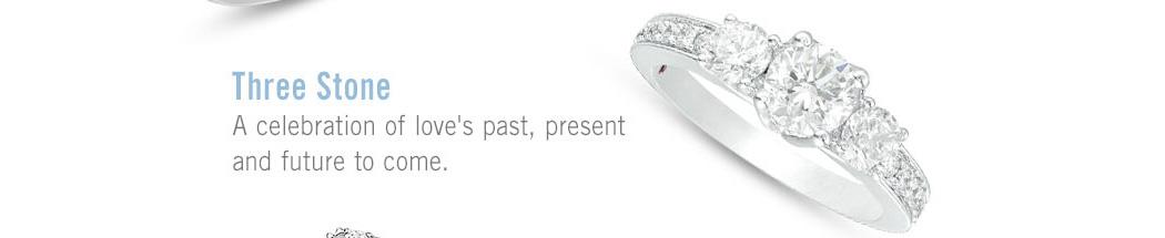 Three Stone: A celebration of love's past, present and future to come.