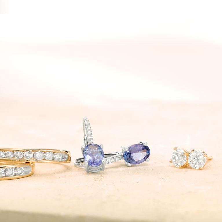 6df29b0f5 Earrings - Diamond and Gemstone Earrings | Peoples Jewellers
