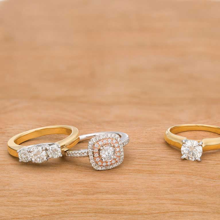53b37f7aa0e411 Rings - Diamond, gemstone and personalized designs.