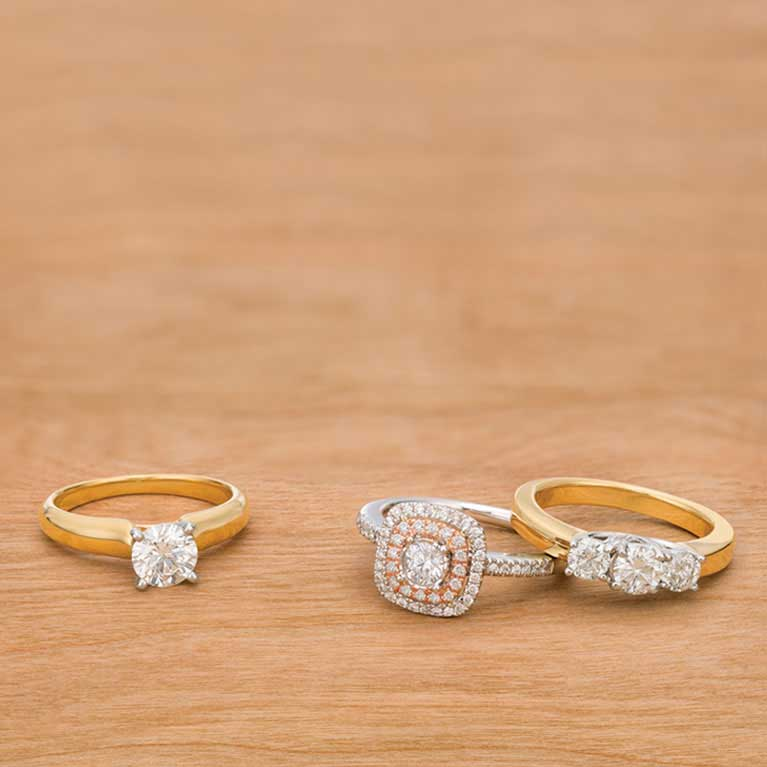 Wedding Rings And Engagement Rings Peoples Jewellers