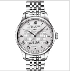 Silver-Tone Watches
