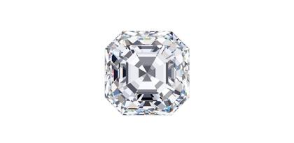 Diamond Shapes - Asscher