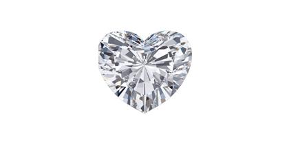 Diamond Shapes - Heart