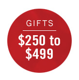 Gifts $250-$499 >