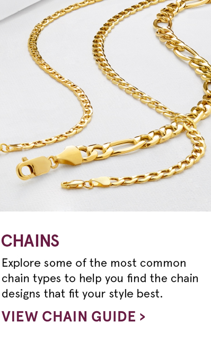 Chains - View Chain Guide >