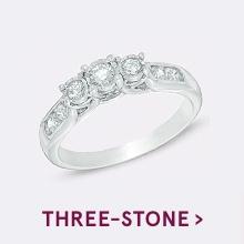 Shop Three-Stone Rings >