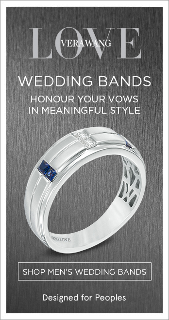 Shop Men's Wedding Bands >