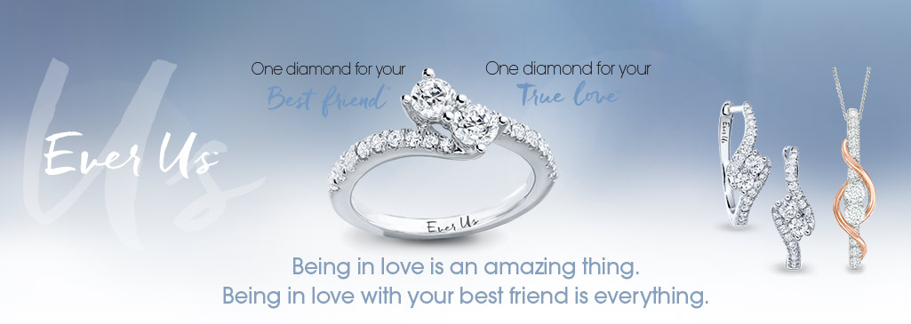 Ever Us One Diamond For Your Best Friend True Love