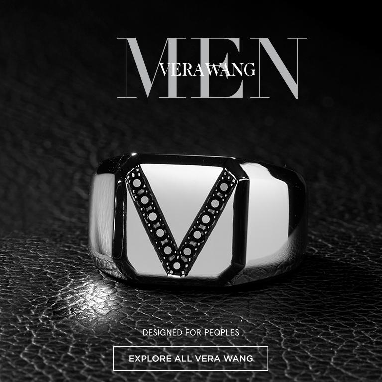 Vera Wang Men Peoples Jewellers