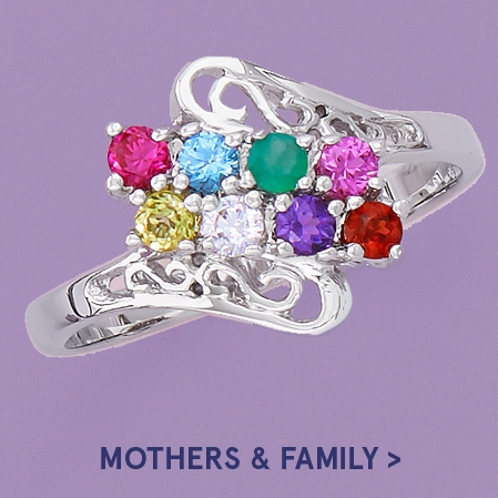 Mothers and Family Jewellery