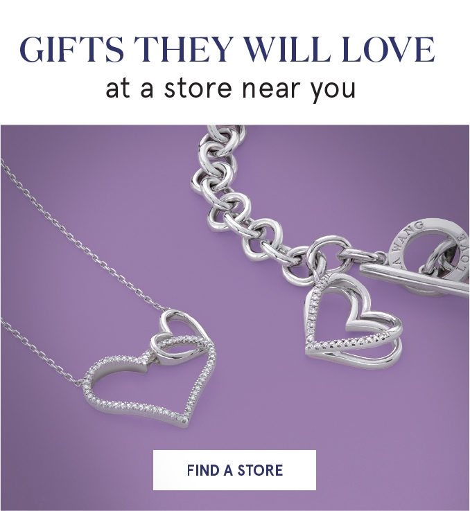 Gifts they wil love at a store near you. Find a store.